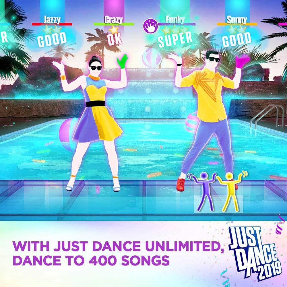 【一起玩】(現貨全新) NS SWITCH 舞力全開 2019 中英日文美版 Just Dance