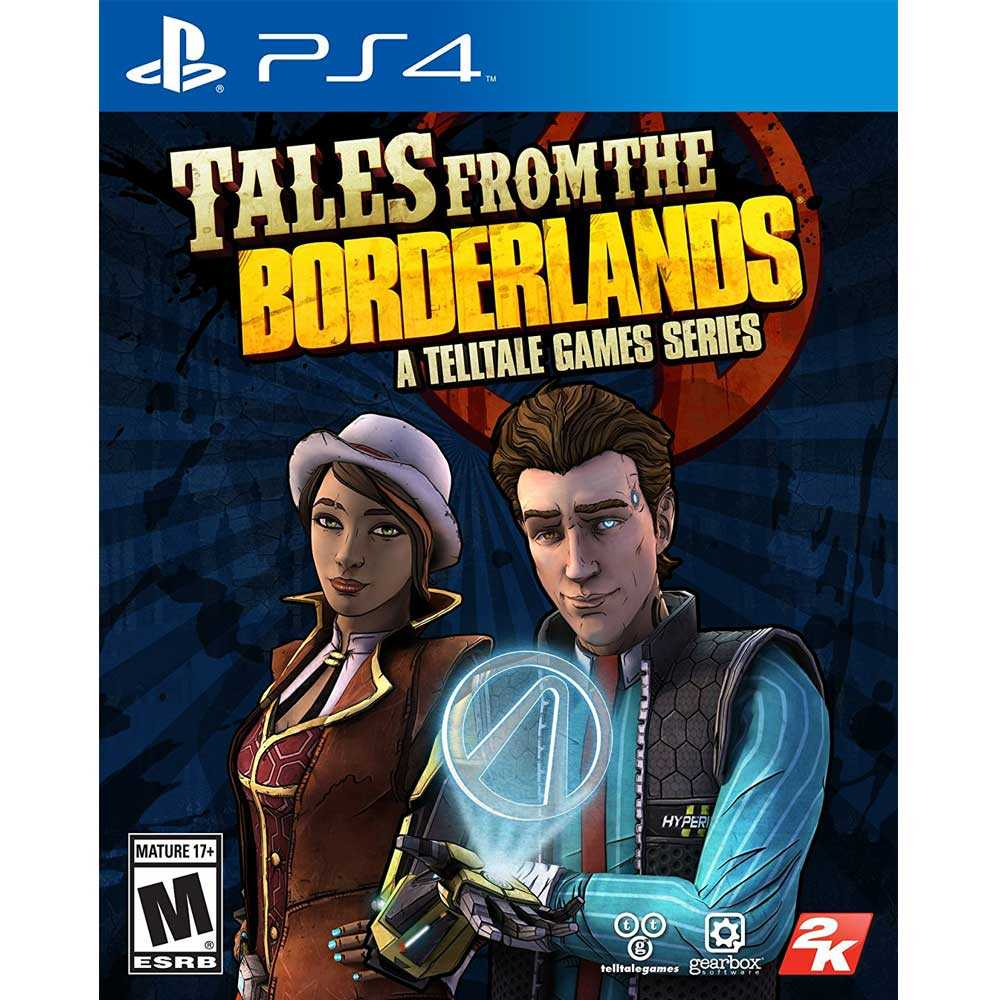 (現貨全新) PS4 邊緣禁地傳說 英文美版 Tales from the Borderlands