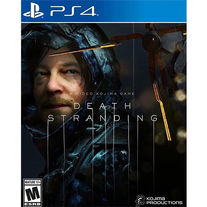 PS4 死亡擱淺 死亡之絆