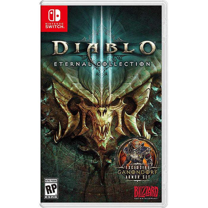 預購排單中 Switch NS 暗黑破壞神 3:永恆之戰版 Diablo 3 中文版【AS電玩】