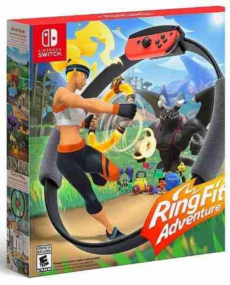 健身環大冒險 預購排單中-公司貨 NS  Ring Fit Adventure!請注意說明!