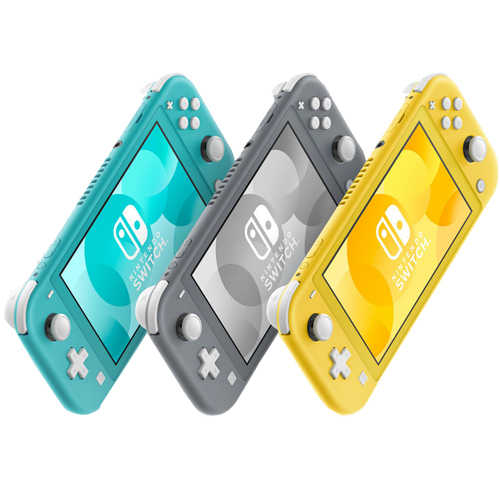 Switch Lite 主機