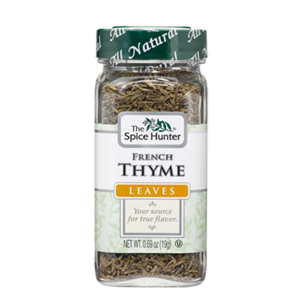 【Spice Hunter 香料獵人】美國原裝進口 百里香葉 (19g)