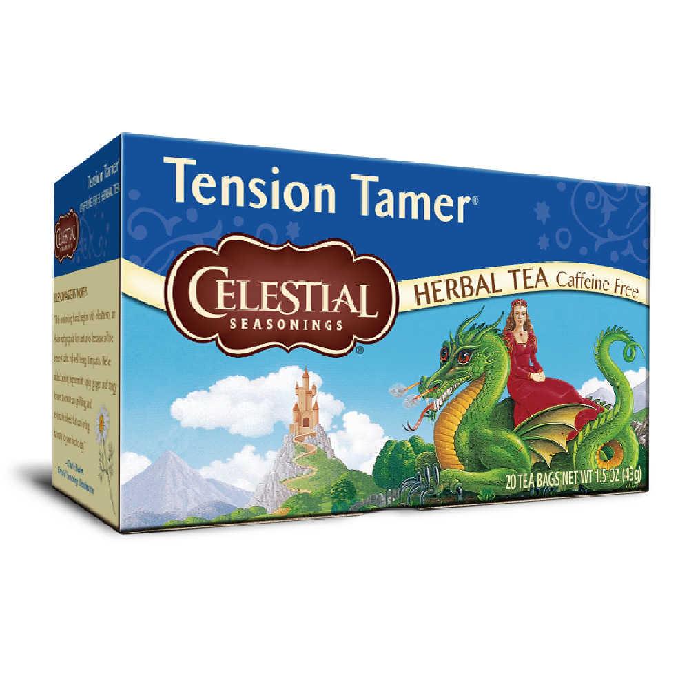 【Celestial Seasonings】美國原裝進口 輕鬆茶® (20入環保包)