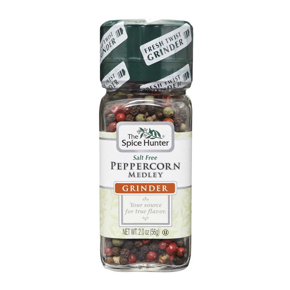 【Spice Hunter 香料獵人】美國原裝進口 研磨綜合胡椒粒 (56g)