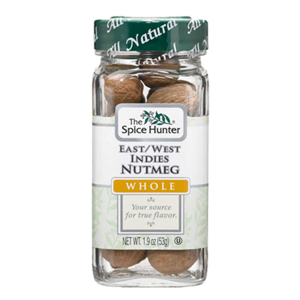 【Spice Hunter 香料獵人】美國原裝進口 整粒肉荳蔻 (53g)
