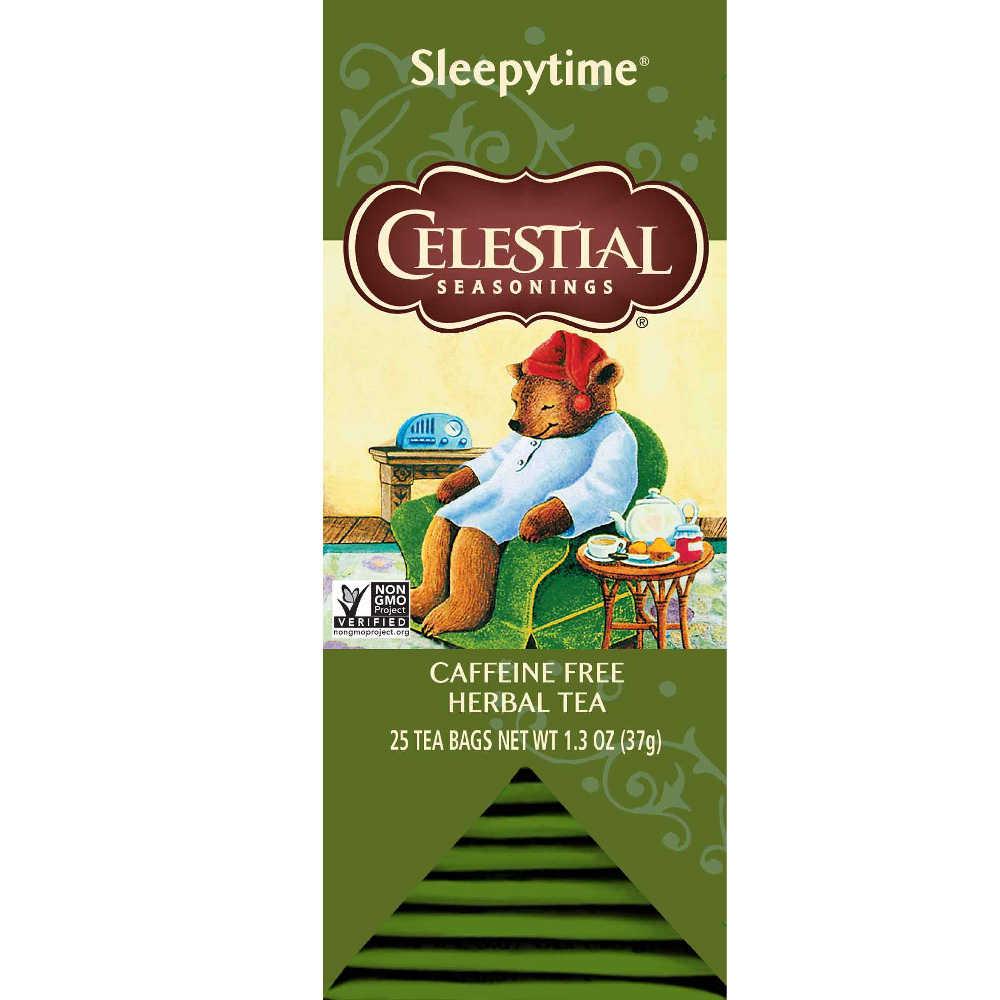 【Celestial Seasonings】美國原裝進口 睡前茶® (25入獨立包)