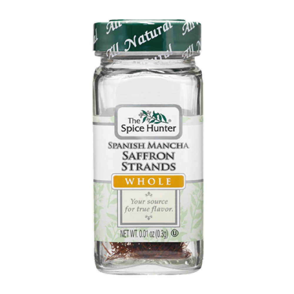 【Spice Hunter 香料獵人】美國原裝進口 番紅花 (0.3g)