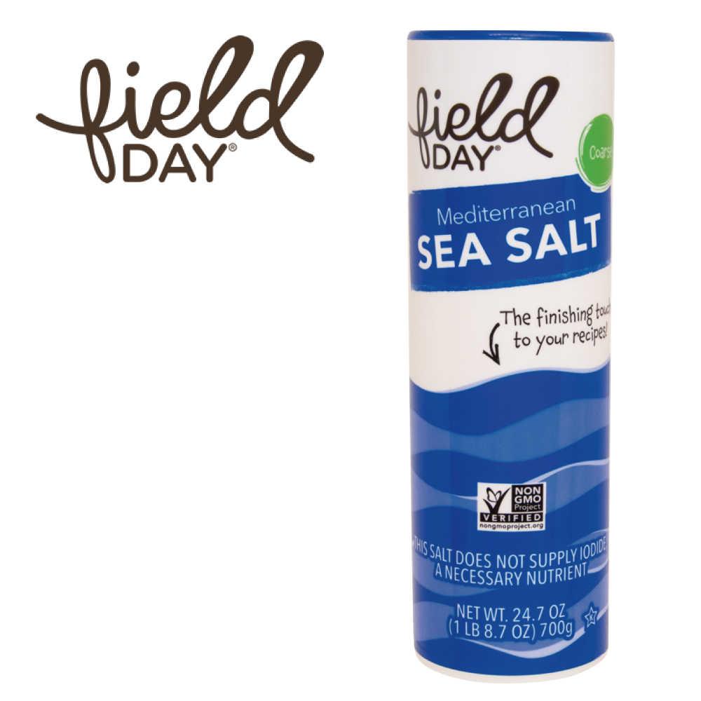 【Field day 踏青日】西班牙原裝進口 地中海天然顆粒海鹽 (700g)