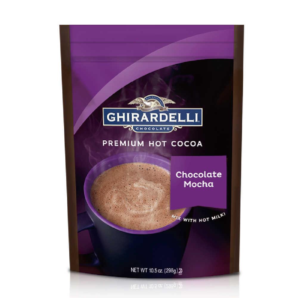 【Ghirardelli】美國原裝進口 高品質 摩卡可可粉 (298g)
