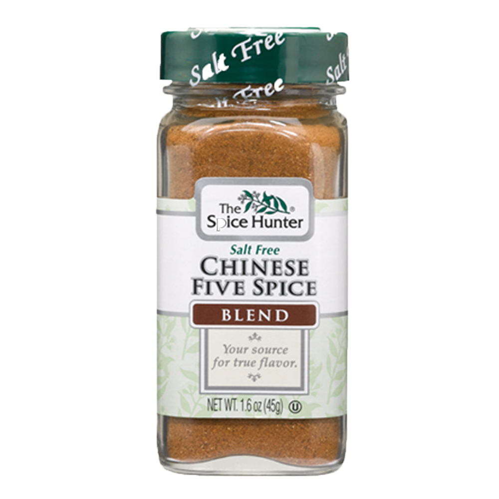 【Spice Hunter 香料獵人】美國原裝進口 中式五香粉 (45g)
