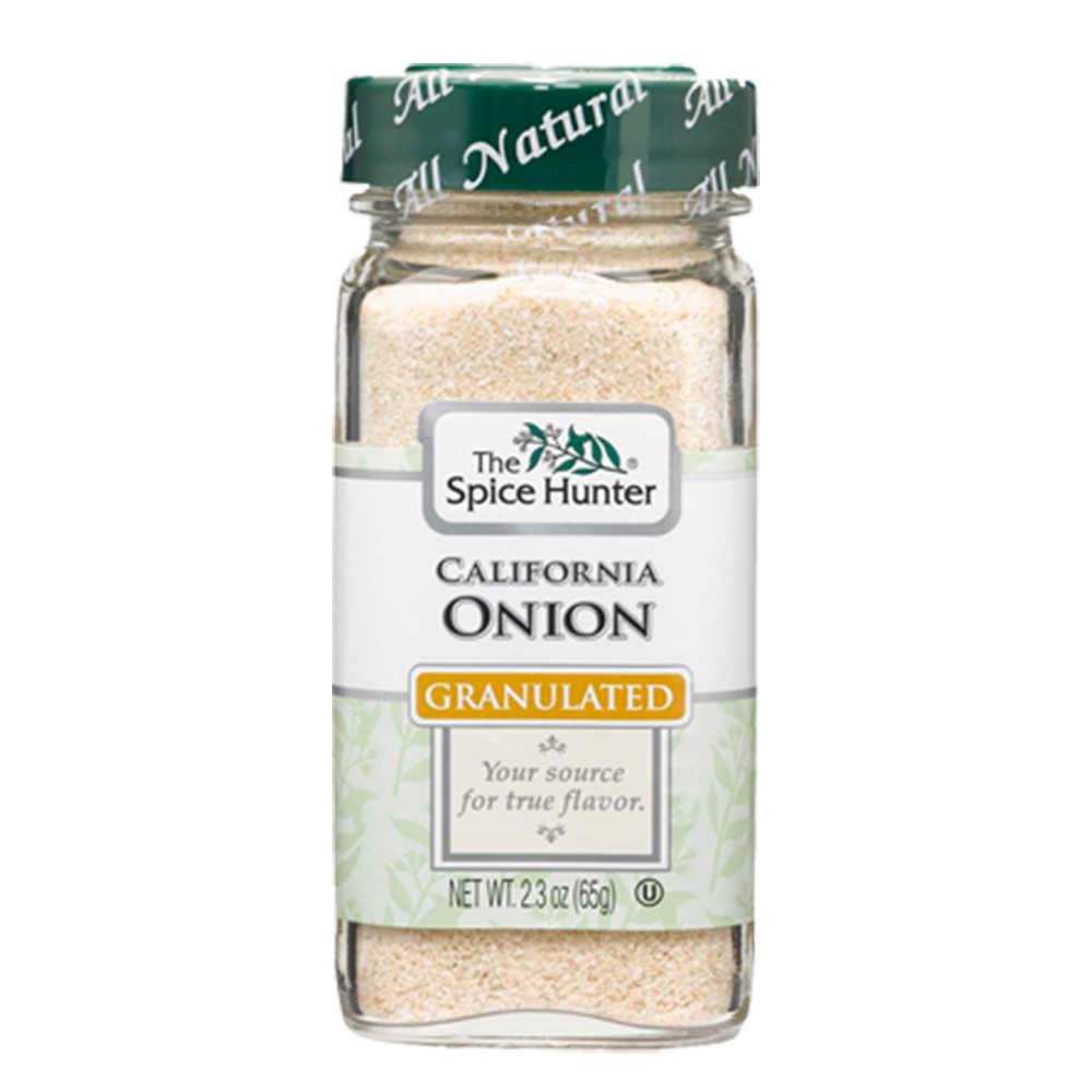 【Spice Hunter 香料獵人】美國原裝進口 洋蔥粗粉 (65g)