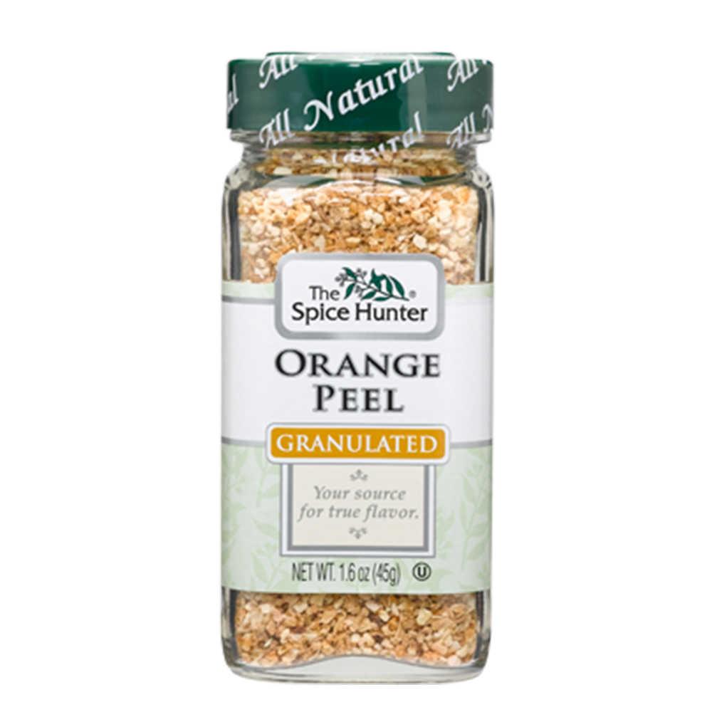 【Spice Hunter 香料獵人】美國原裝進口 橘子皮 (45g)