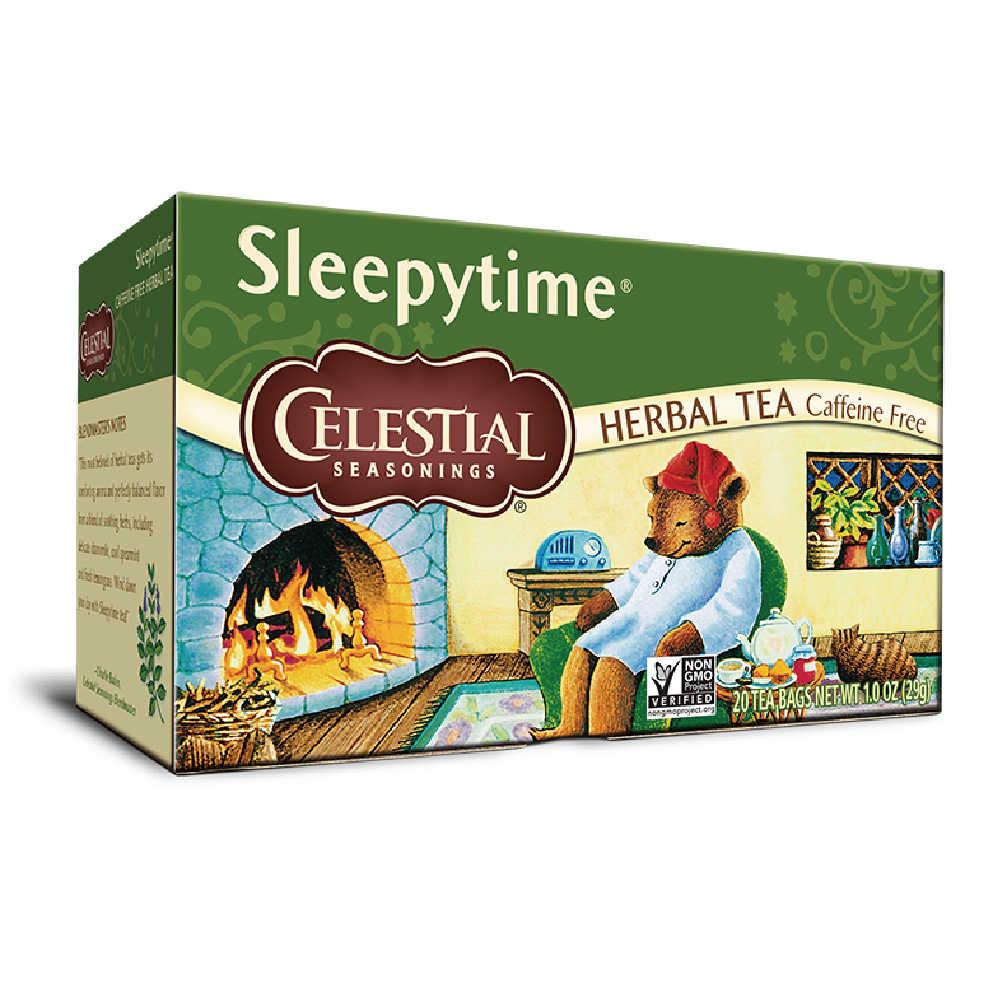 【Celestial Seasonings】美國原裝進口 睡前茶® (20入環保包)
