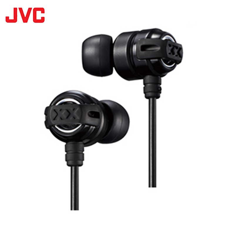 【JVC】HA-FX11X 黑  重低音系列 噪音隔離 個性四色 ★送收納盒★