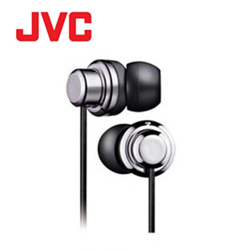 【JVC】HA-FR8 銀 耳道式耳機 MIC附麥克風 智慧型手機專用