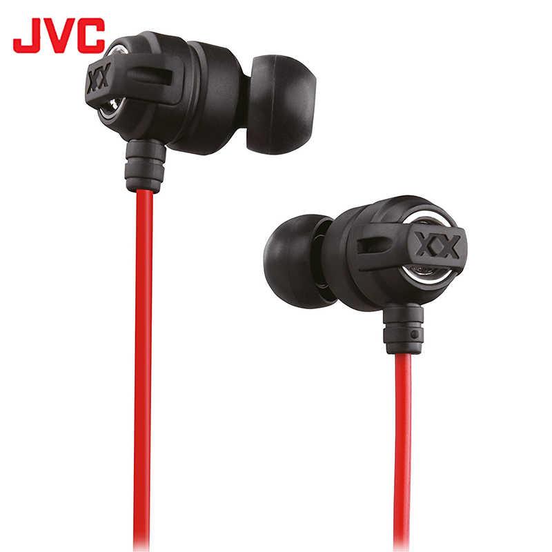 【JVC】HA-FX11X 黑紅  重低音系列 噪音隔離 個性四色 ★送收納盒★