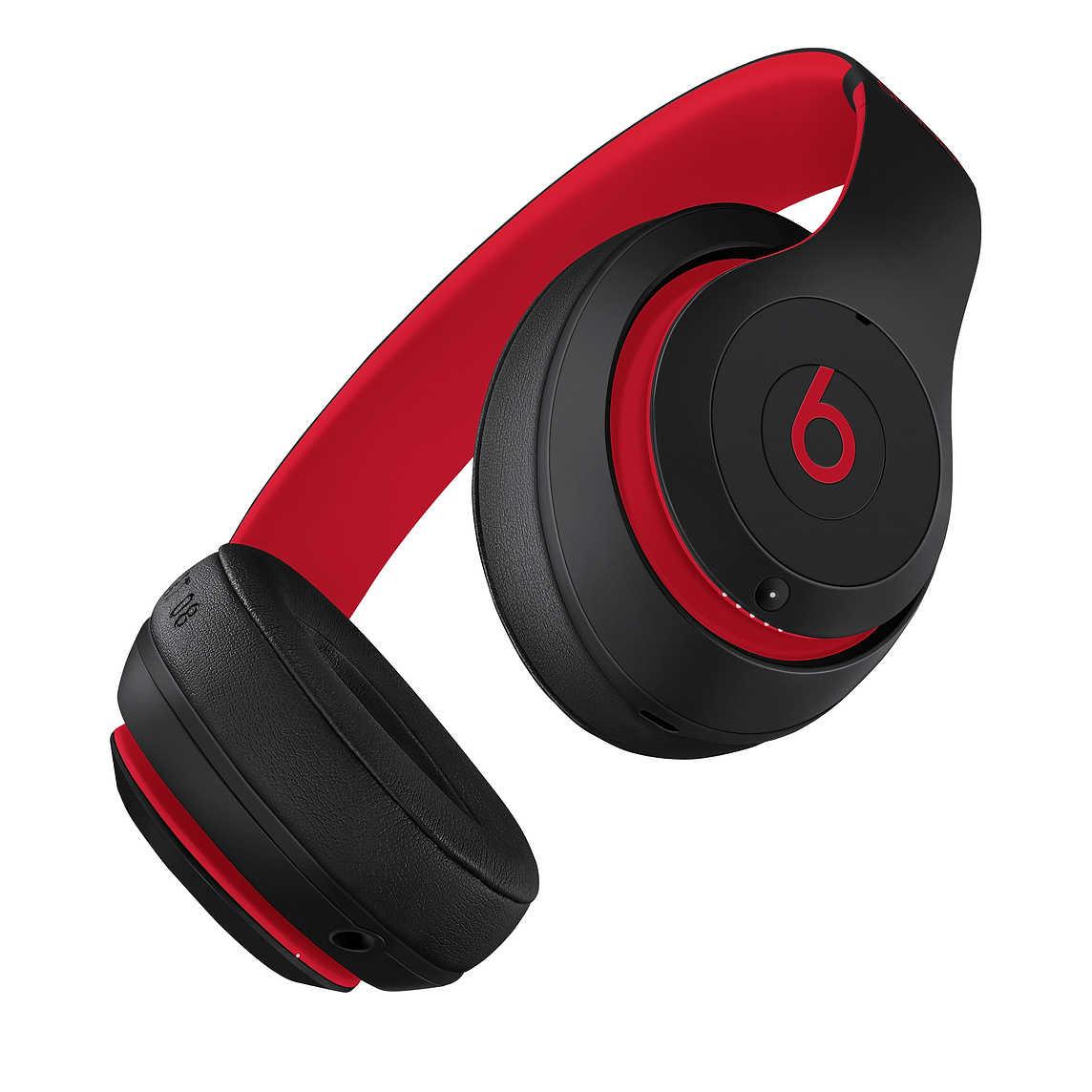 【Beats】Studio3 Wireless 十週年桀驁黑紅色 無線藍芽降噪 頭戴式耳機 ★免運★
