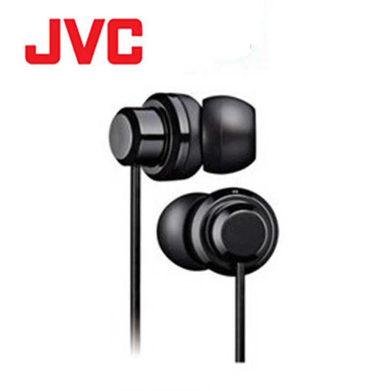 【JVC】HA-FR8 黑 耳道式耳機 MIC附麥克風 智慧型手機專用