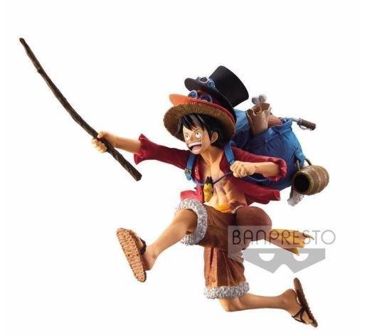海賊王 粉絲團全力宣傳企劃  魯夫 帽子三兄弟 日版