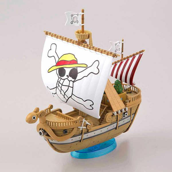 BANDAI 海賊王-海賊船 前進梅利號 20週年 黃盒 組裝模型 日版 217847A