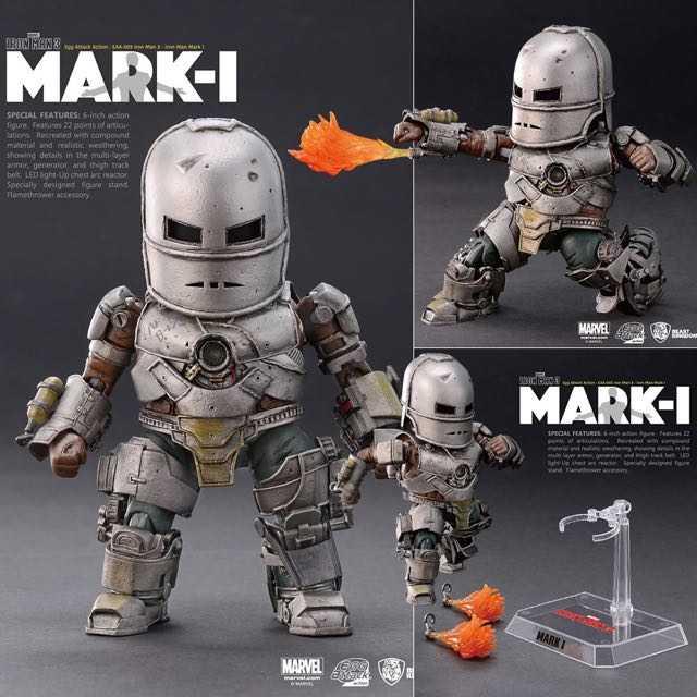 鋼鐵人3馬克1號