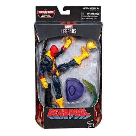 杯麵!# 現貨! 孩之寶 Marvel legends 死侍 wave 2 死侍 含BAF