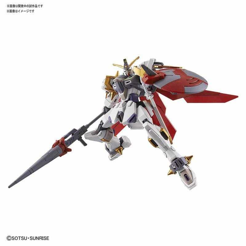 現貨! BANDAI 組裝模型 HGBD 1/144 正義騎士 鋼彈 組裝模型