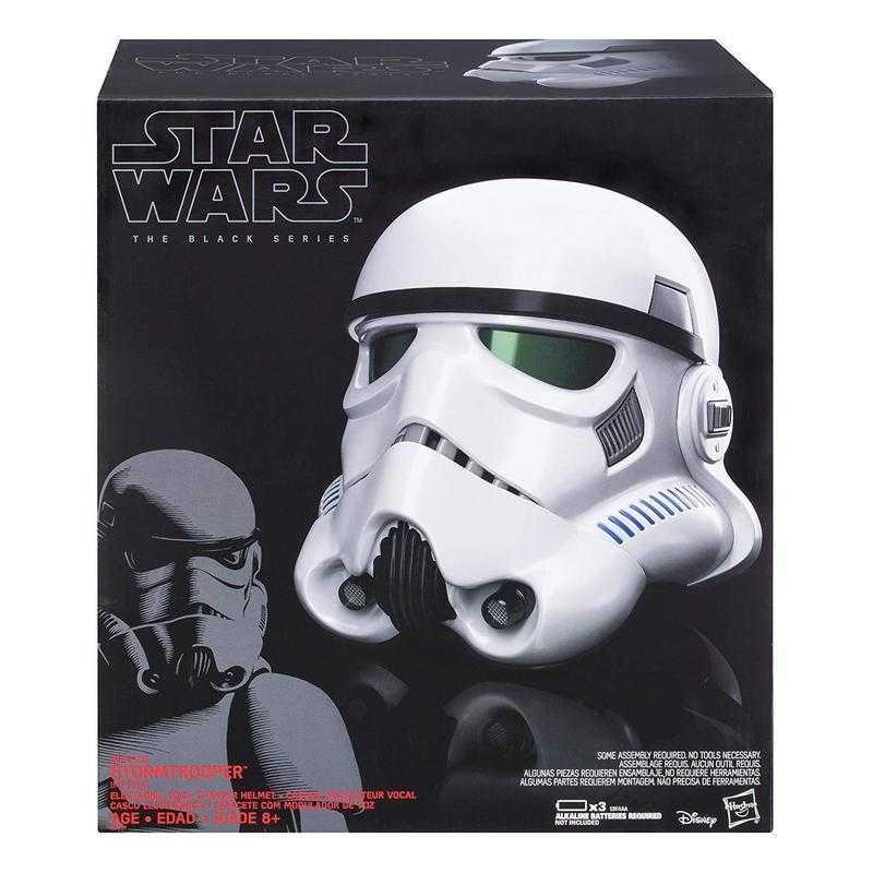 星際大戰-1:1變聲頭盔