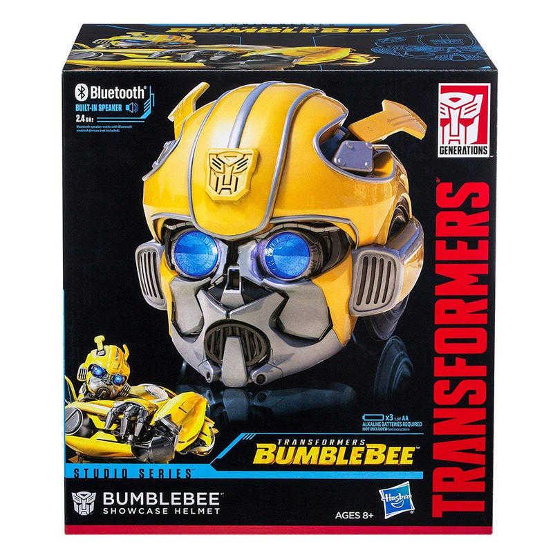 孩之寶 Hasbro 變形金剛6 精緻頭盔 大黃蜂 現貨代理W