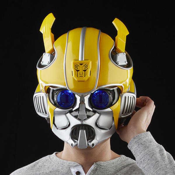 帶品_大黃蜂頭盔