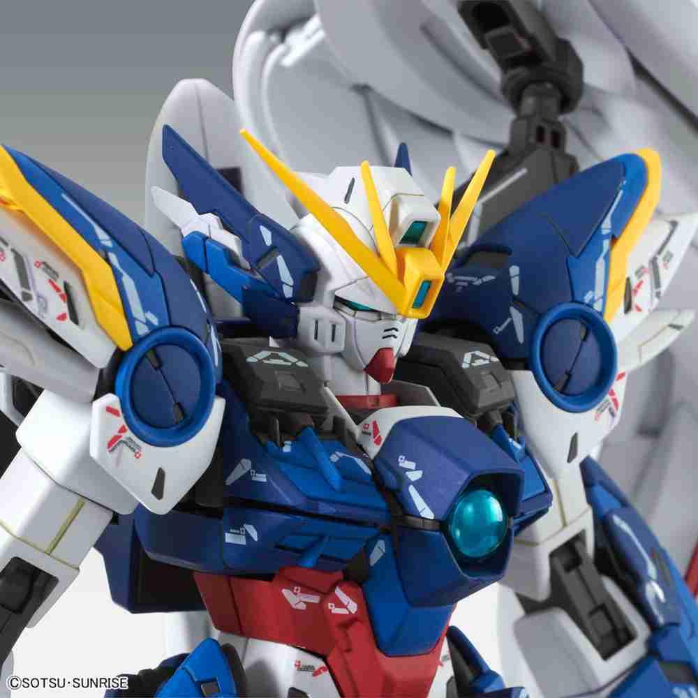 玩具研究中心 組裝模型 MG 1/100 飛翼鋼彈零式 EW 天使鋼彈 Ver. Ka 6月預購代理