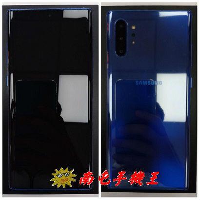 《南屯手機王》中古機SAMSUNG Galaxy Note 10+ 256GB 藍色 【宅配免運費】