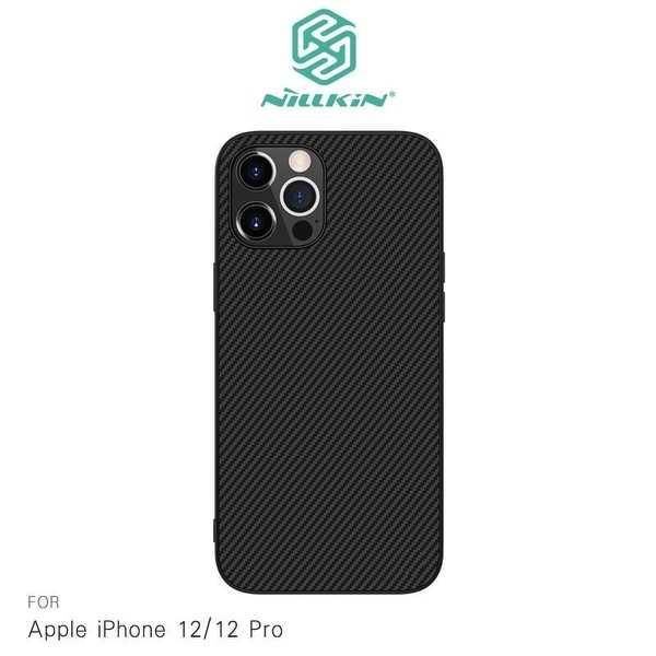 【愛瘋潮】NILLKIN Apple iPhone 12/12 Pro (6.1吋) 纖盾保護殼 背殼 手機殼 手機套