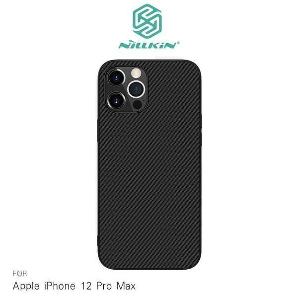 【愛瘋潮】NILLKIN Apple iPhone 12 Pro Max (6.7吋) 纖盾保護殼 背殼 手機殼 手機套