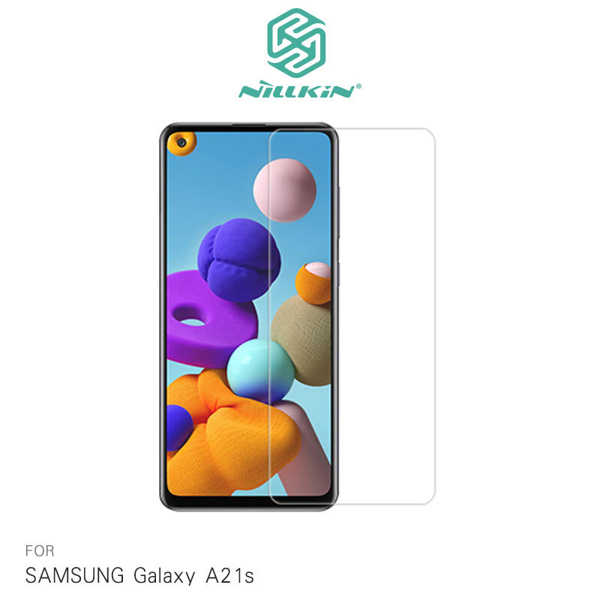 【愛瘋潮】NILLKIN SAMSUNG Galaxy A21s Amazing H+PRO 鋼化玻璃貼