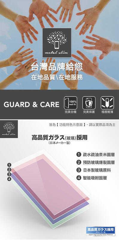 【愛瘋潮】 Metal-Slim Samsung Tab S7 鋼化玻璃 螢幕保護貼 11吋 T870 / T875