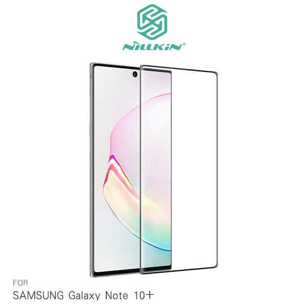 【愛瘋潮】附專屬型號貼膜神器 NILLKIN SAMSUNG Galaxy Note 10+ 3D DS+ MAX 玻璃