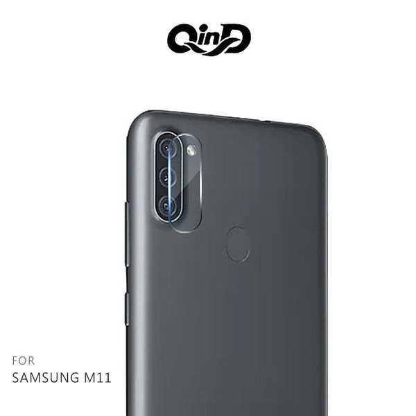 【愛瘋潮】 QinD SAMSUNG M11 鏡頭玻璃貼(兩片裝)
