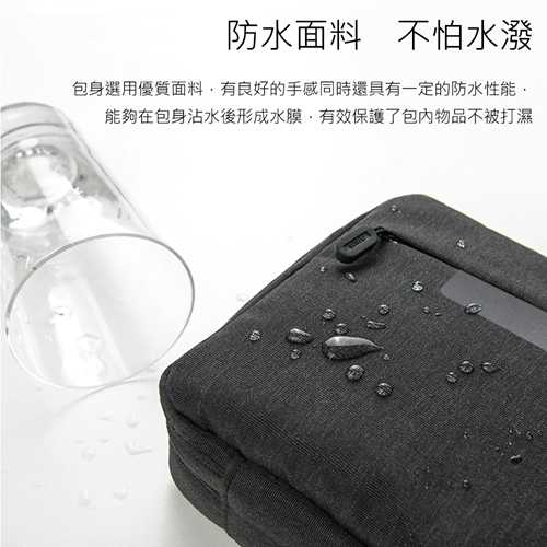 【WiWU】Cozy Storage Bag 雅士穿梭3C配件收納包GM1811