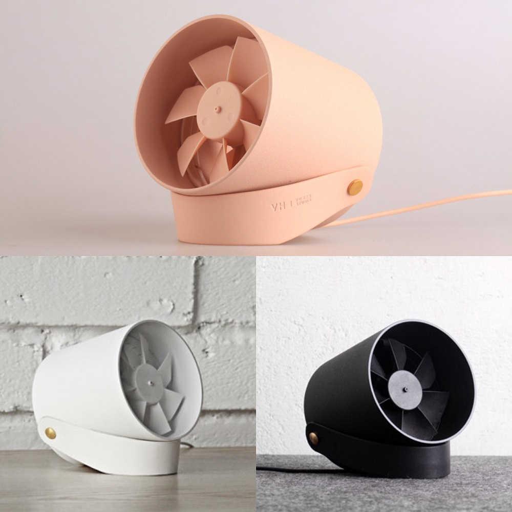【VH】Yu 羽 - USB智能觸控兩段式靜音風扇