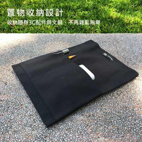 【Rolling-ave.】RA Canvas bag 磁吸帆布平板電腦保護袋10.5吋