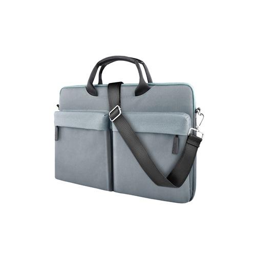 【WiWU】Vigor Shoulder Bag 威戈防水手提商務電腦包13.3吋