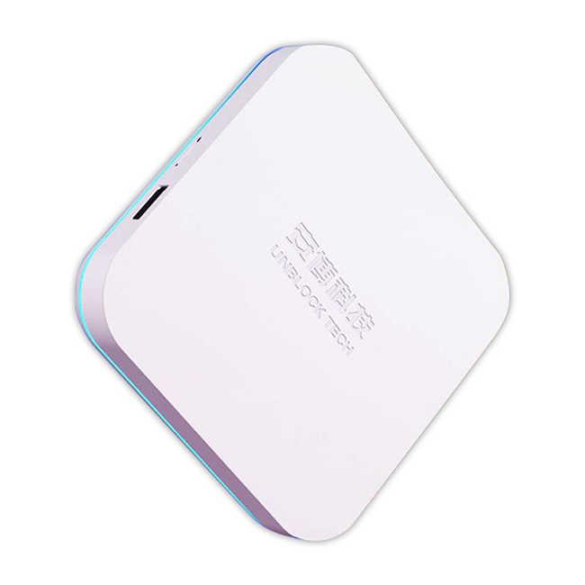 安博盒子UBOX8 (4G/64G) PRO MAX第八代升級旗艦版X10