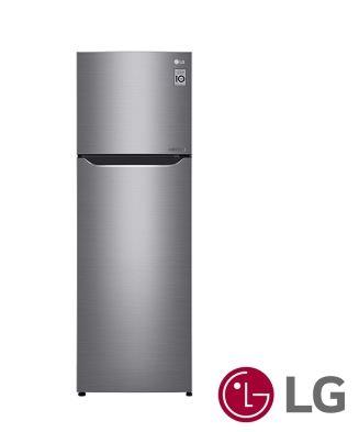 LG  樂金 253L  SMART 變頻雙門冰箱  一級能效 魔術保鮮蓋  GN-L307SV
