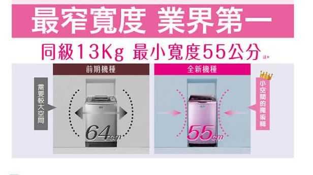 SANLUX 台灣三洋 13KG 直流變頻超音波洗衣機 ECO智慧節能 SW-13DVG
