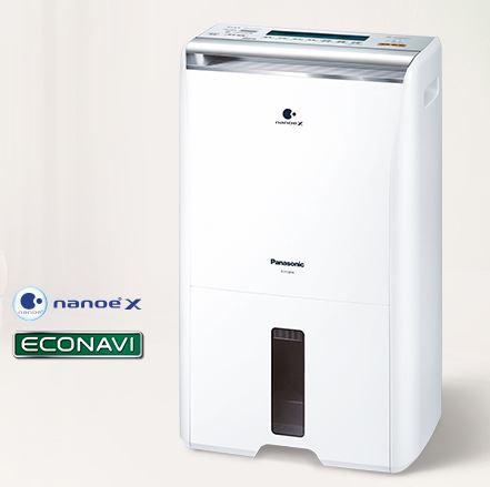 Panasonic 國際牌 13L 除濕機 nanoe X 科技  HEPA濾網  F-Y26FH