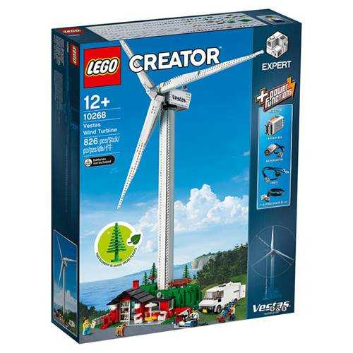 樂高-風力發電機