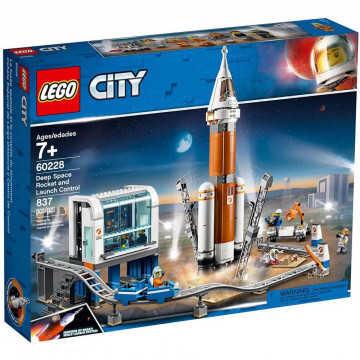 樂高-火箭及發射控制