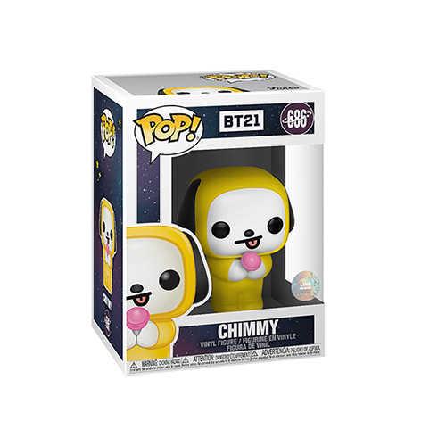 FUNKO-BT21:Chimmy